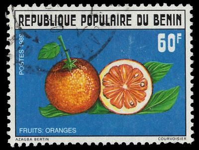 "BENIN 669 (Mi491) - Fruits and Flowers ""Oranges"" (pf93528)"