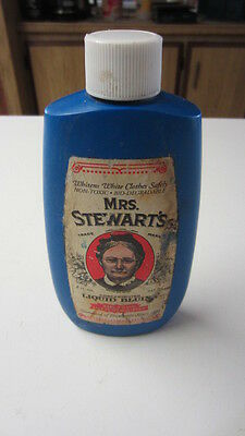 Mrs. Stewart's Concentrated Liquid Bluing, 8 1/4 oz.