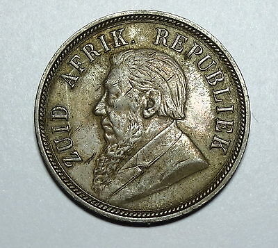 South Africa :  Penny 1898..