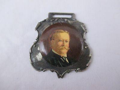 1908 William Howard Taft Presidential Campaign Watch Fob