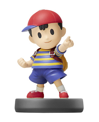 Nintendo amiibo Smash Ness NEW