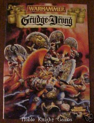 GW Warhammer Fantasy Grudge of Drong, The Box SW