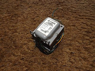 NOS STANCOR P-6428 4X6.3V FILAMENT TRANSFORMER f/ AMPLIFIER / HAM RADIO