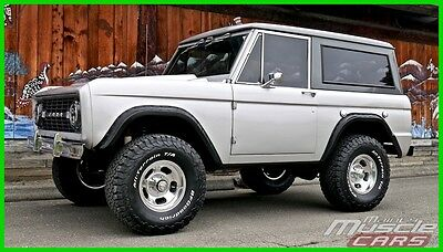 1968 Ford Bronco  1968 FORD BRONCO - CLASSIC BRONCO WITH LOTS OF UPGRADES!