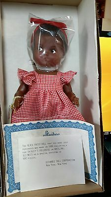 Shirley's dollhouse exclusive 1986 black Patsy girl effanbee