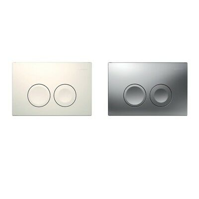 Geberit Delta 21 Push plate / WC Flusher 115.125.11.1, 115.125.46.1