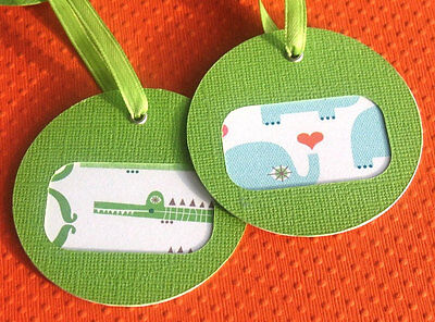 Zoology - Any Occasion Gift Tags