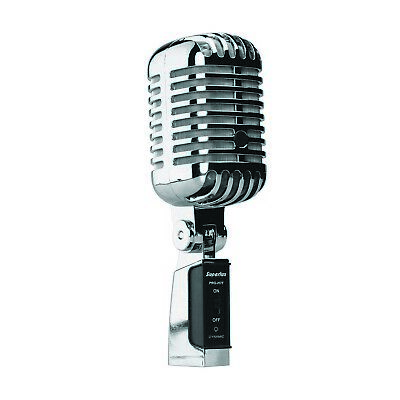 Superlux PROH7F Vintage-Style Supercardioid Microphone - New