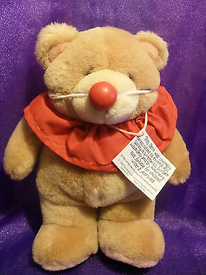 Forever Friends Andrew Brownsword Collectable Teddy Bear Dressed As A Clown BNWT