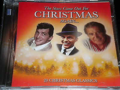 The Stars Come Out For Christmas Again - CD Album - 2006 - 20 Great Tracks