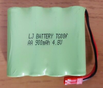 4.8V Rechargeable Battery for buggy 20km/h 1:22