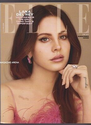 Lana Del Rey / Subscribers Issue Only Magazine 2017 Lindsey Wixson
