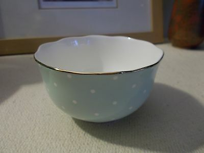 Royal Albert Polka Rose Bowl 11.5 cm wide