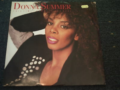 "Donna Summer-This Time I Know It's For Real 12"" Single"