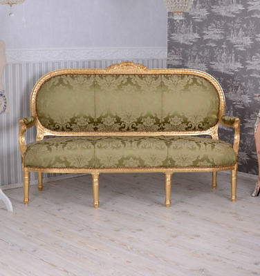 Royal Sofa Baroque Banquette Canapé De Salon Style Antique Sofa