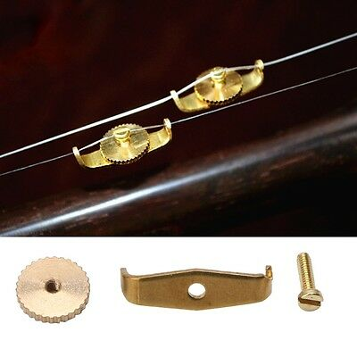 Premium Copper Adjustable Part For ERHU Musical Instruments Accessories