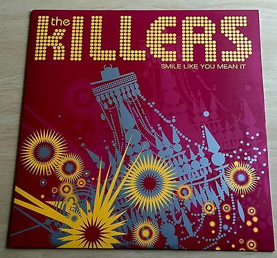 "The Killers - Smile Like You Mean It 12"" Vinyl"