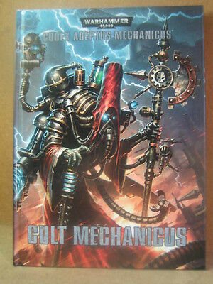 +++ Codex Adeptus Mechanicus / Cult Mechanicus ++