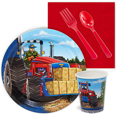 Farm Tractor Snack Party Pack