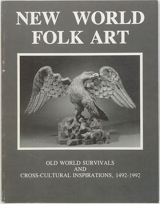 Book: Antique Traditional American Folk Art, Ethnic & Native American Folk Art