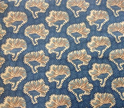 Colefax & Fowler Chintz Fabric Mansfield Pattern Just Over 1 metre