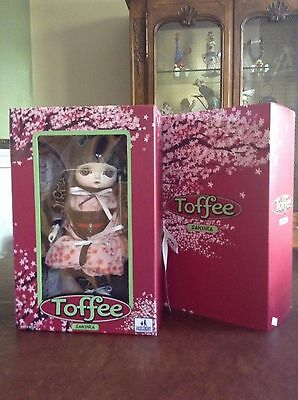 Toffee Sakura Doll Huckleberry Toys NFRB Limited Edition