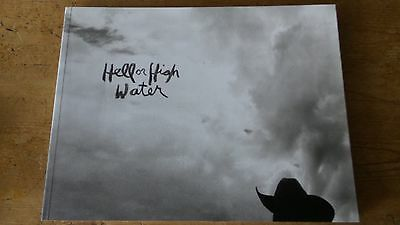 SIGNED Jeff Bridges Making of HELL OR HIGH WATER Behind-the-Scenes PRESS KIT