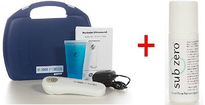 NEW Professional US1000 3rd Edition Ultrasound Massager