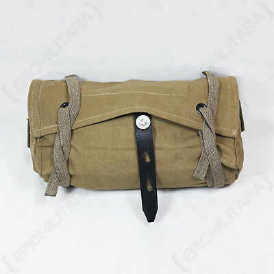 Combat Assault A Frame Bag - WW2 Repro Sack Carrier German Army Webbing Canvas