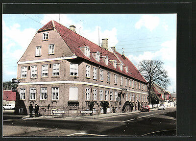 tolle AK Christiansfeld, Strickers Hotel