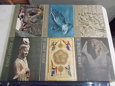 6 Time Life Great Ages Of Man Islam Egypt China Reformation Greece Rome