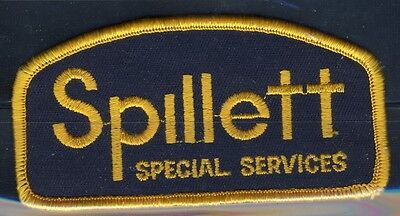 for sale, 3 Cdn Security Co. patches,Spillet,Northwest and Cosmopolitan