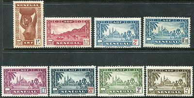 SENEGAL  194A - 194H  Beautiful  Mint  Never  Hinged  Set  UPTOWN 28003