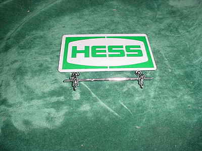 1970-71 Hess Toy Trucks Parts  Replacement Rear Railing For Red  Firetruck Toys