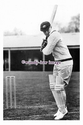 rs0416 - Australian Test Cricketeer - Arthur G Chipperfield - photograph