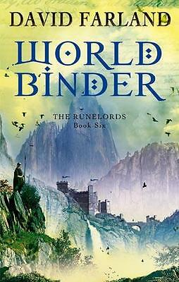 Worldbinder: Book 6 of the Runelords (Paperback), Farland, David, 9781841495651