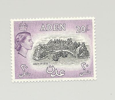 Aden #61a Ships 1v High Value from set
