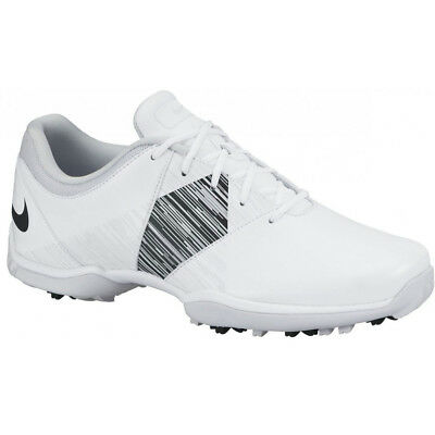 NEW Womens Nike Delight V Lady Golf Shoes 651997 White / Black - Choose Size!