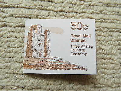 1982 Royal Mail Stamp Booklet (Mnh)