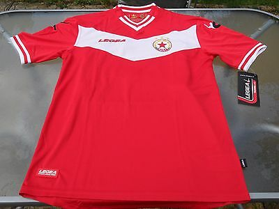 Cska Sofia Home Shirt Large Mens Brand New Tagged