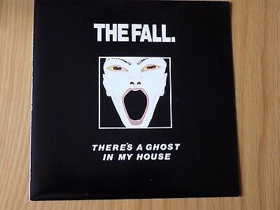 "The Fall , There's A Ghost In My House , 7"" 45 1987"