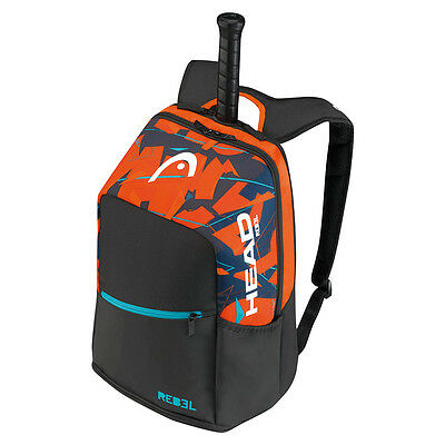 Head Rebel Badminton Squash Racquet Sports Tennis Backpack