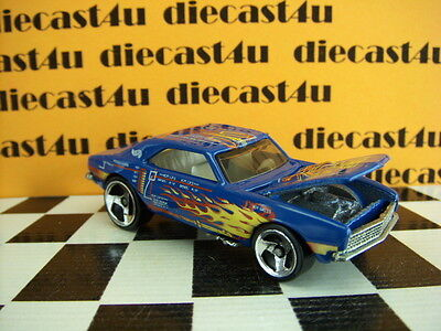 Hot Wheels 1967 Chevy Camaro Used Loose 1:64 Scale