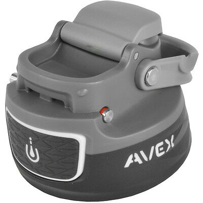 Avex Freeflow High Flow Rate Replacement Lid - Black/Gray