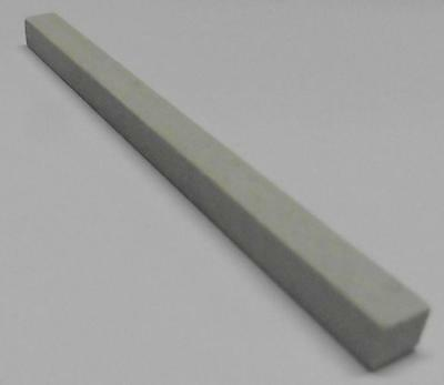 "Hard Arkansas Square File, Sharpening Stone 4""x1/4""x1/4"", Gunsmith Tool/File"