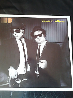 BLUES BROTHERS - BRIEFCASE FULL OF BLUES  LP (1978)  Atlantic Recordings