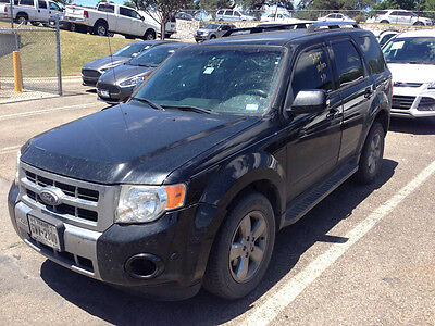 2010 Ford Escape  2010 Ford Limited