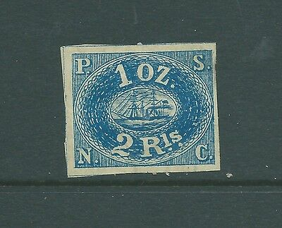PACIFIC STEAM NAVIGATION COMPANY - 2 RLs Blue reprint