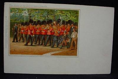 WW1 Postcard The Band of the Coldstream Guards Raphael Tuck & Son British Army