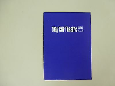 May Fair Theatre Programme London 1977 'Dusa, Fish, Stas and Vi' by Pam Gems